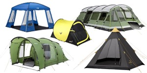 Tents by Type