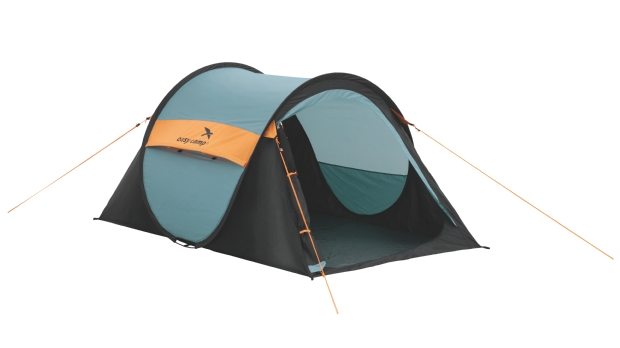 Easy Camp Funster Pop Up Tent - Black and Blue