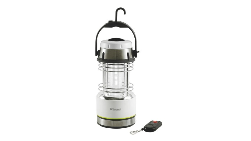 Outwell Cumbal Classic Lantern With Remote