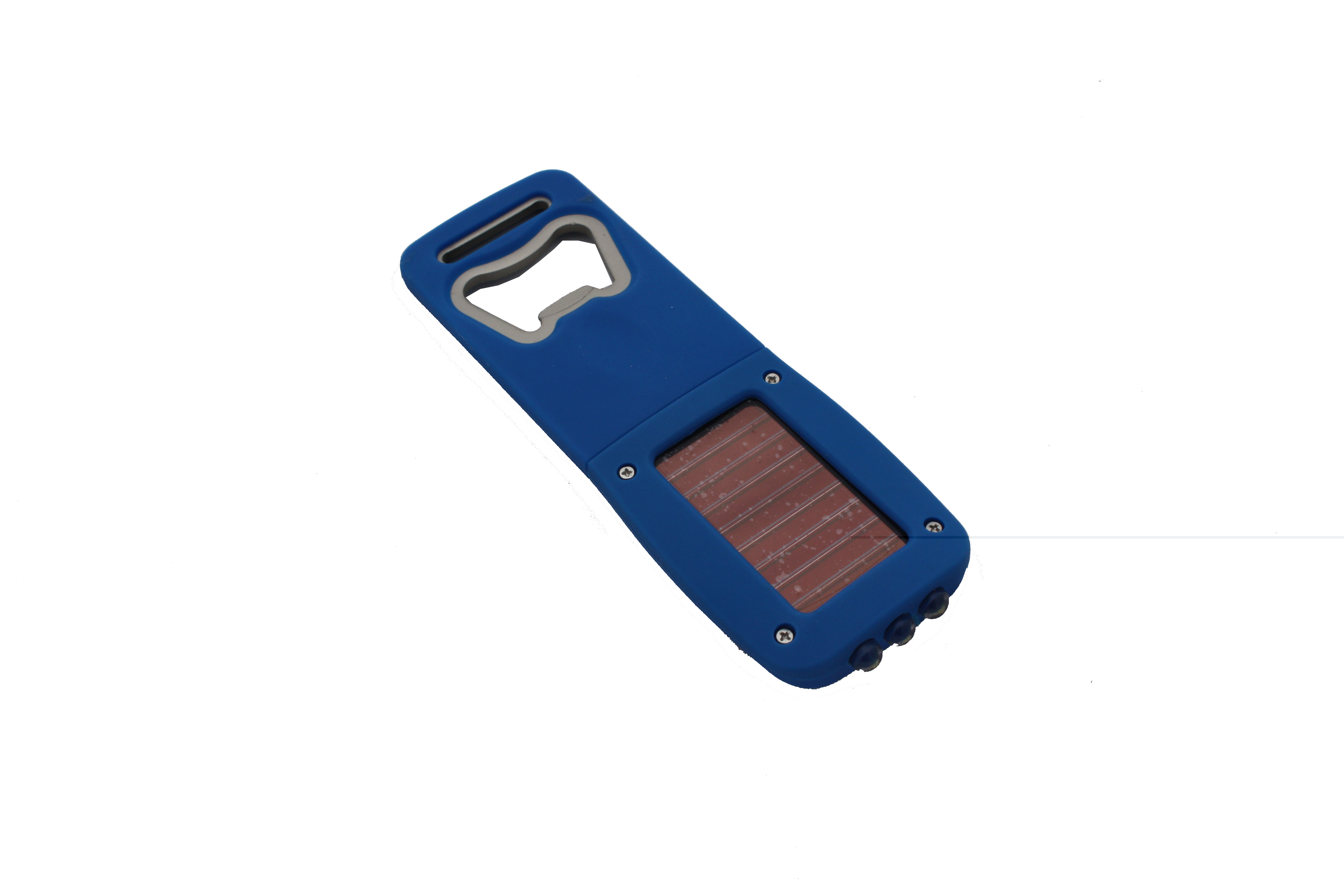 Sunnflair Bottle Opener with Solar Torch