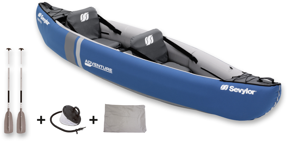 Sevylor Adventure Kayak Kit