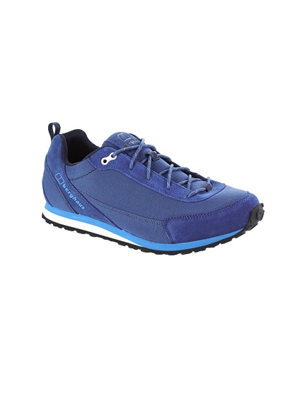 Berghaus Precinct Tech Trail Shoe - Blue