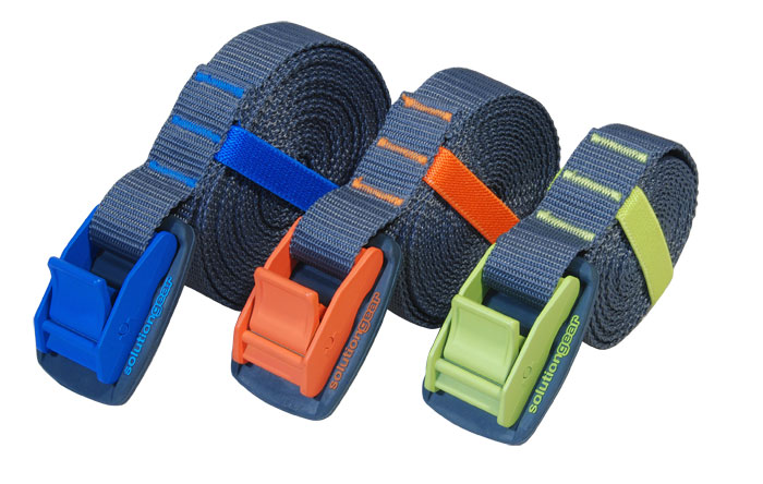Sea to Summit Bomber Tie Down Straps – 4m