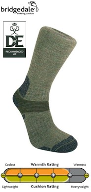 Bridgedale Endurance Trekker Men's Walking Socks