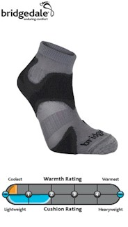 Bridgedale X-Hale Speed Demon Men's Walking Socks