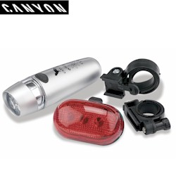 Canyon LED Bike Lighting Set (1415)