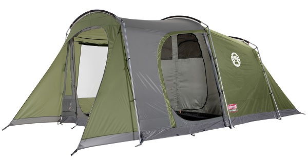 Coleman Da Gama 4 Tent Package