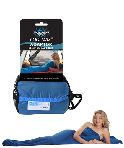 Sea to Summit Coolmax Adaptor Sleeping Bag Liner