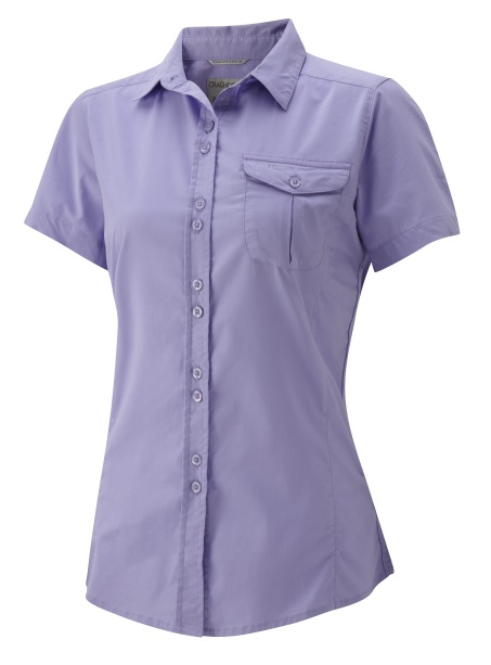 Craghoppers Women's Kiwi Short Sleeve Shirt