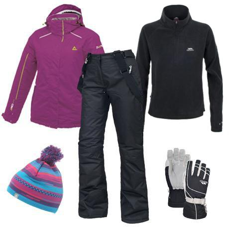 Dare2b Mythical Women's Ski Wear Package