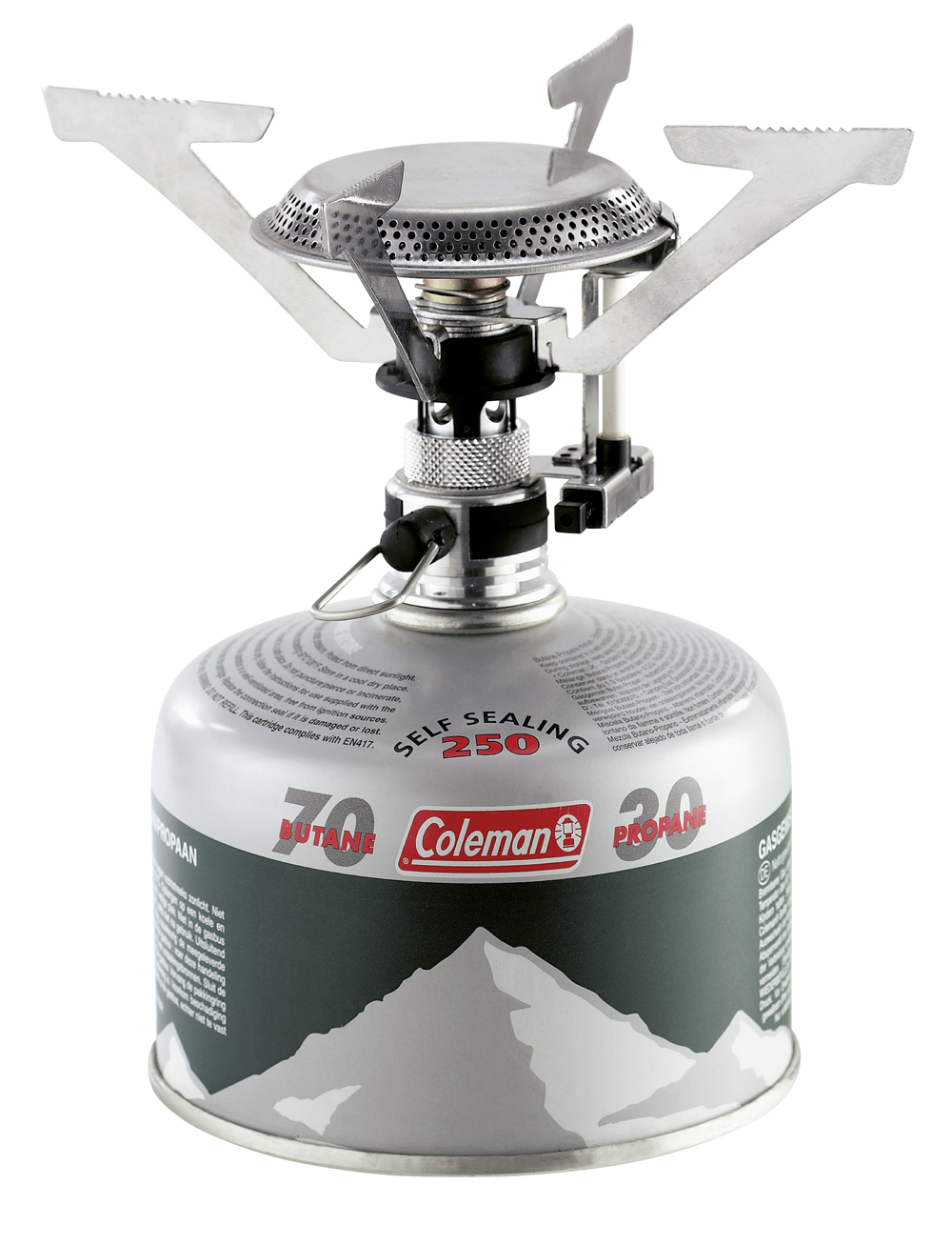 Coleman F1 Power PZ Camping Stove