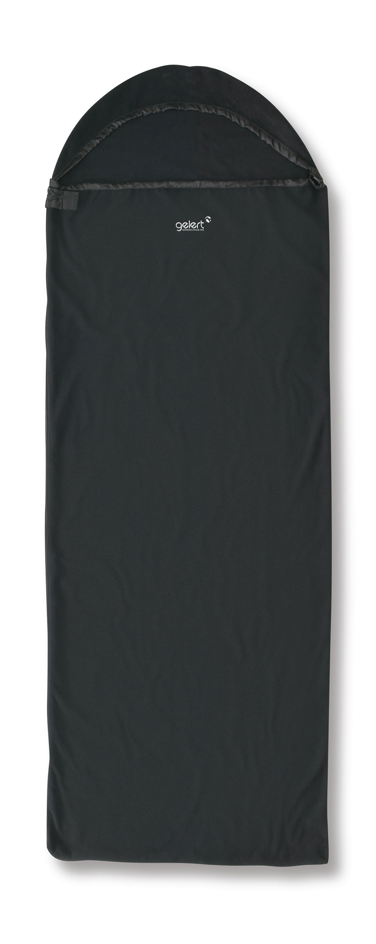 Gelert Microfleece Sleeping Bag Liner - Rectangular