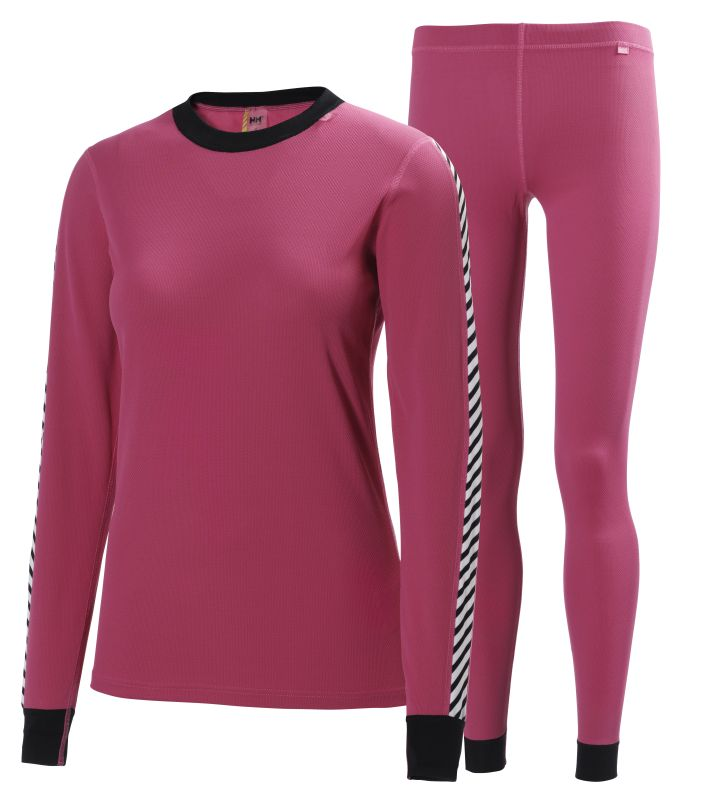 Helly Hansen Ladies Dry 2-Pack Base Layer Set - SPECIAL OFFER