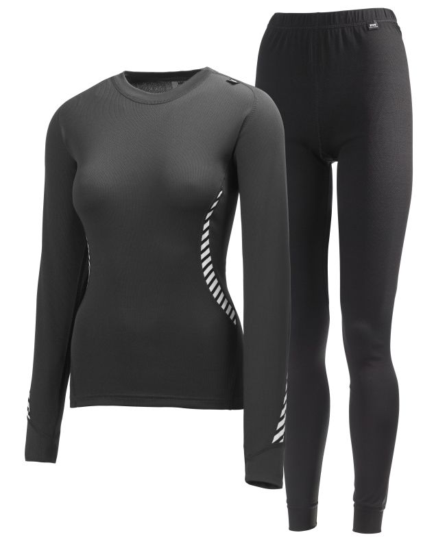 Helly Hansen Ladies Dry 2-Pack Base Layer Set