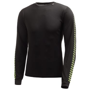 Helly Hansen Men's Long Sleeve Stripe Crew Top