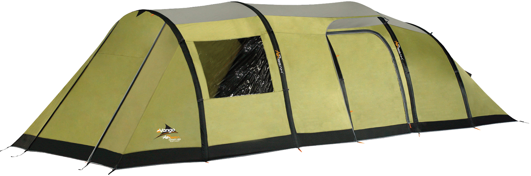 Vango Infinity 400 Front Enclosed Canopy