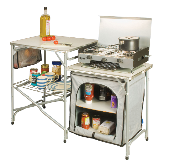 Kampa Commander Kitchen Unit