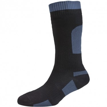 SealSkinz Mid Weight Mid Knee Sock