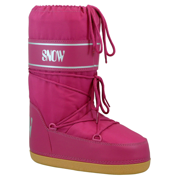 Igloo Women's Moon Boots - Fuchsia