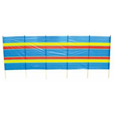 Megastore Tall Windbreak - 6 Pole