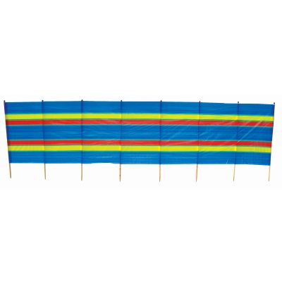 Megastore Tall Windbreak - 8 Pole