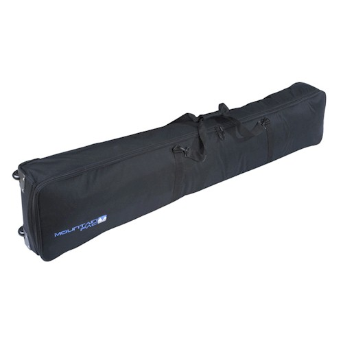 Mountain Pac Wheeled Double Ski and Snowboard Bag