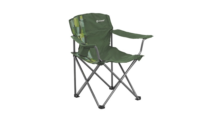 Outwell Woodland Hills Camp Chair - Green