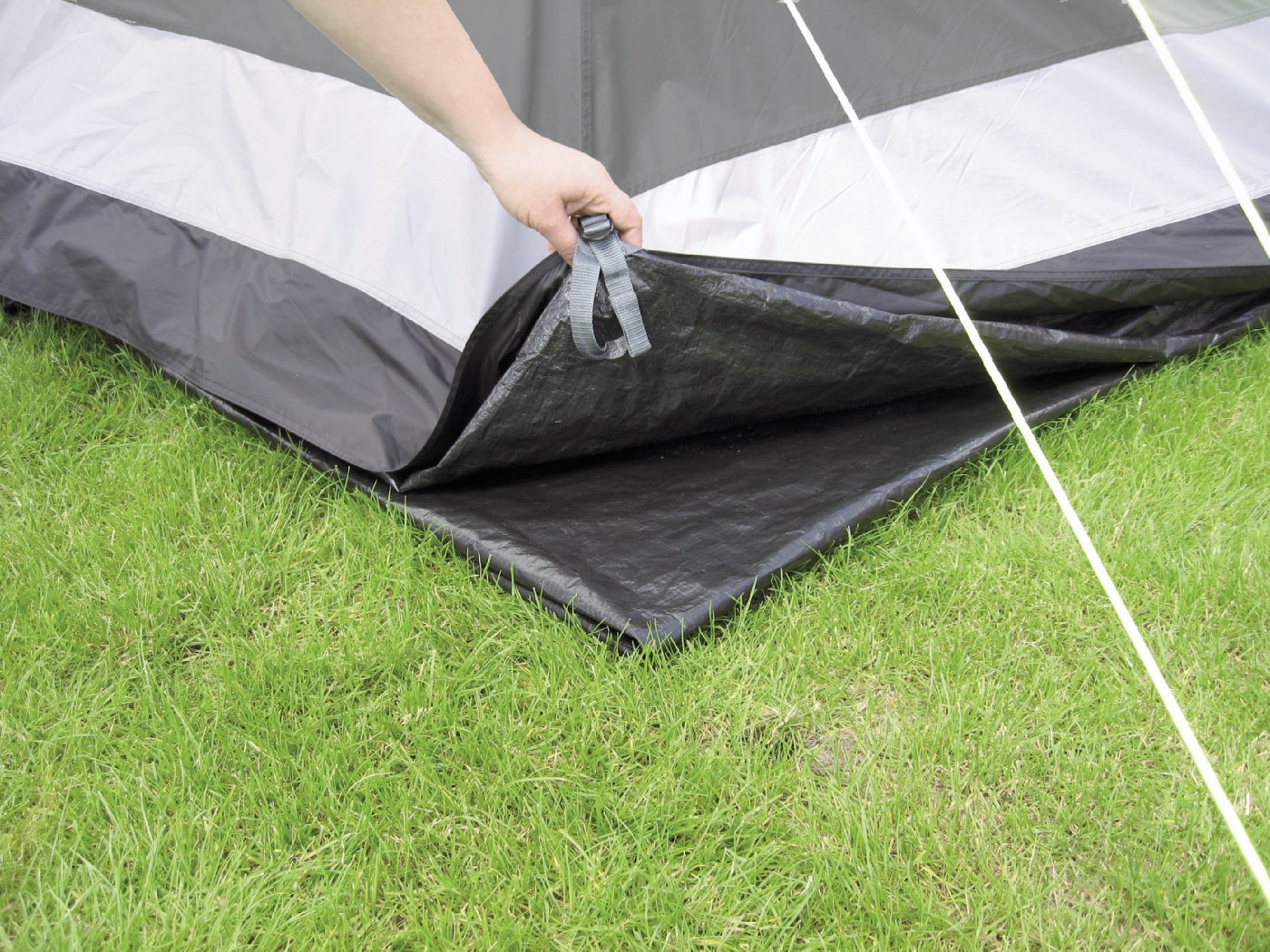 Outwell Paradise Road Footprint Groundsheet