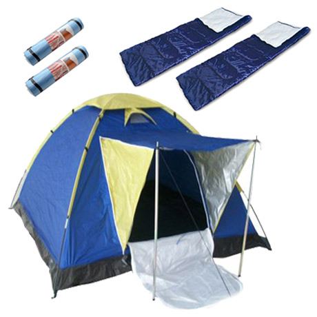 Megastore 3 Man Dome Festival Package