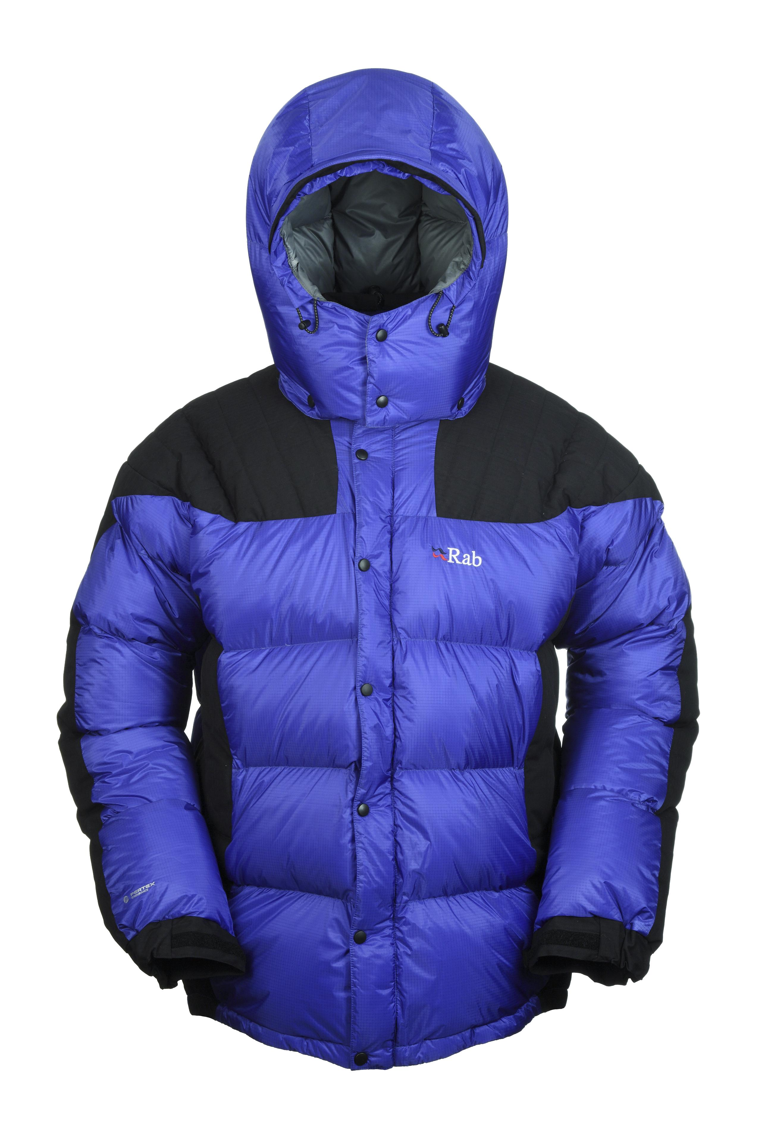 Rab Summit Men's Down Jacket (QDE-33)