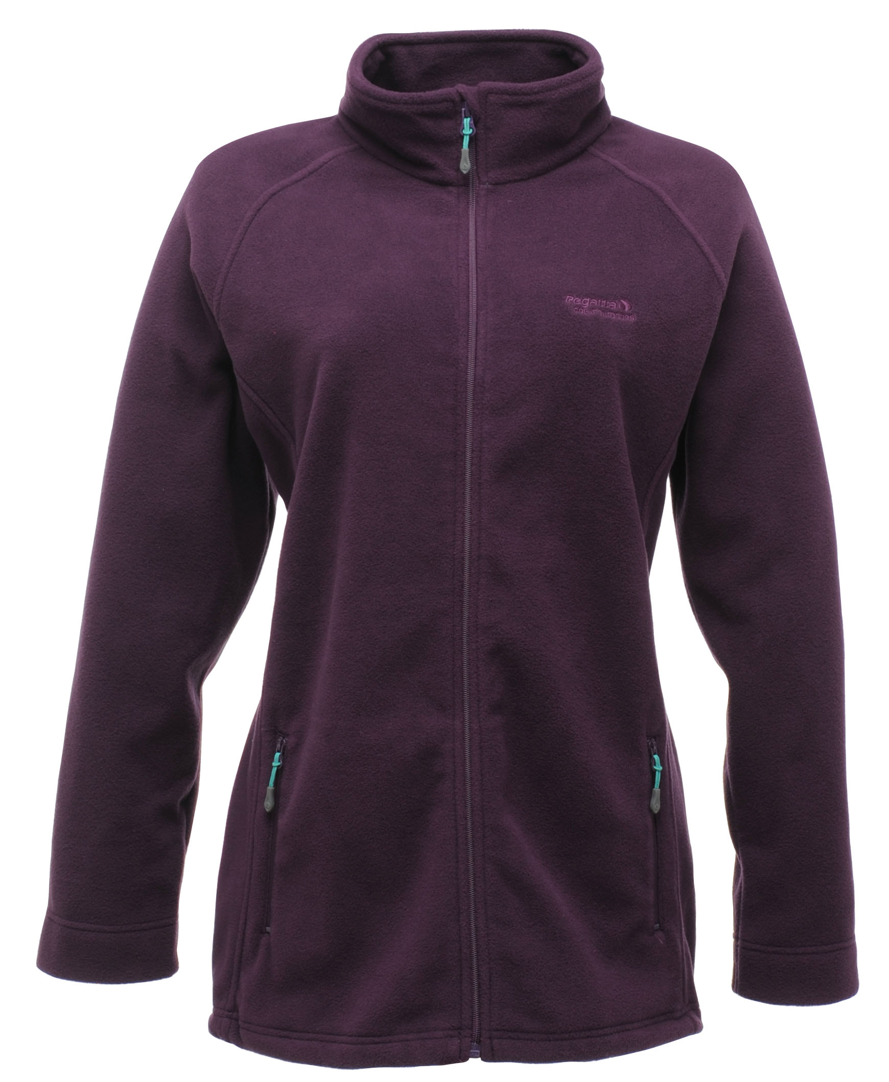 Regatta Cathie Women's Fleece Jacket - Purple Cordial