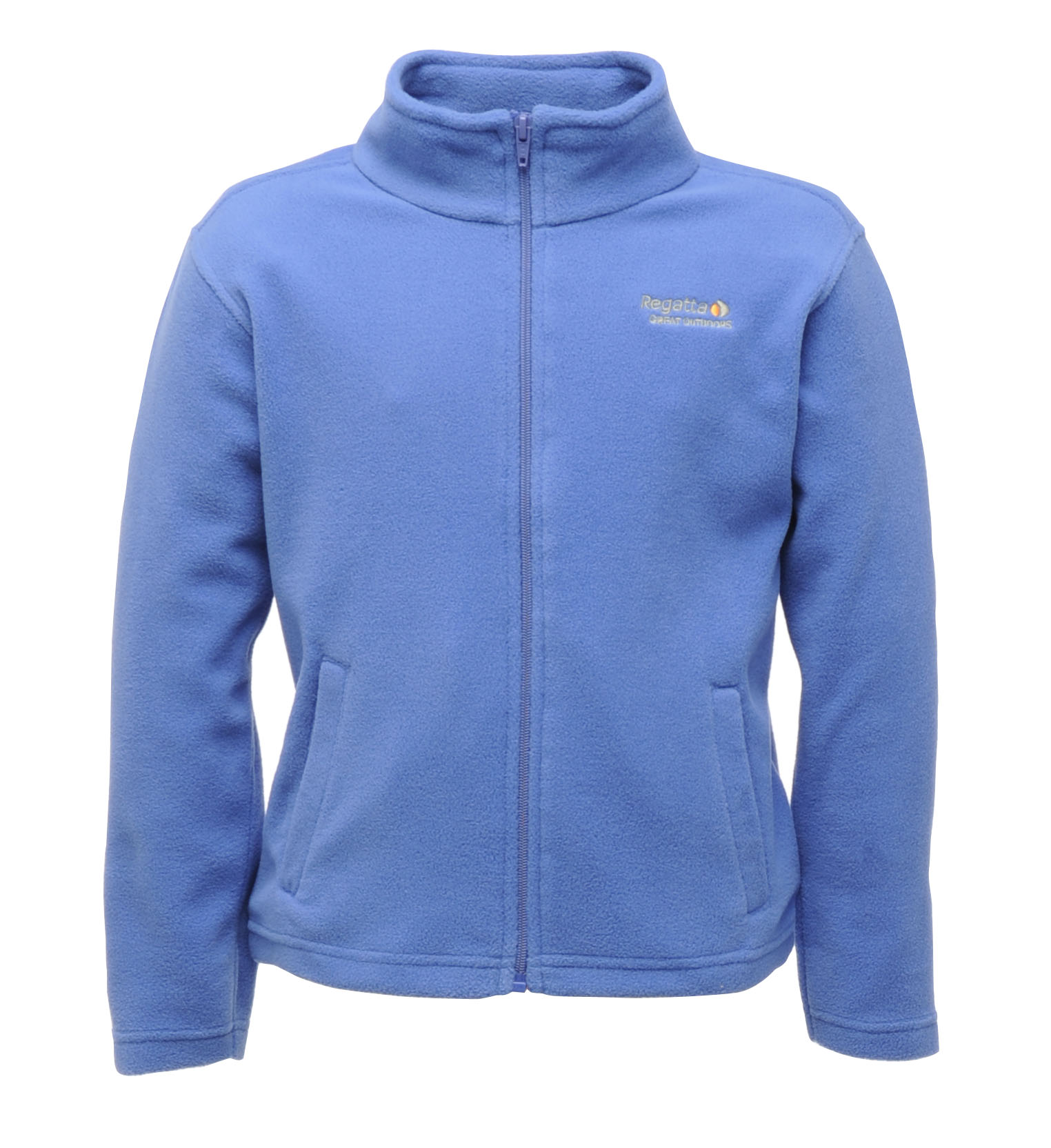 Regatta King Girl's Fleece - Blueberry Pie