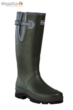 Regatta Oxwood Men's Wellington Boots