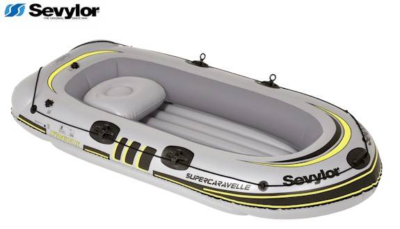 Sevylor Supercaravelle 3 Dingy