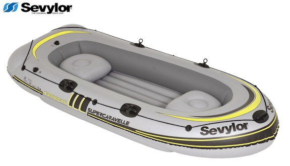 Sevylor Supercaravelle 4 Dingy