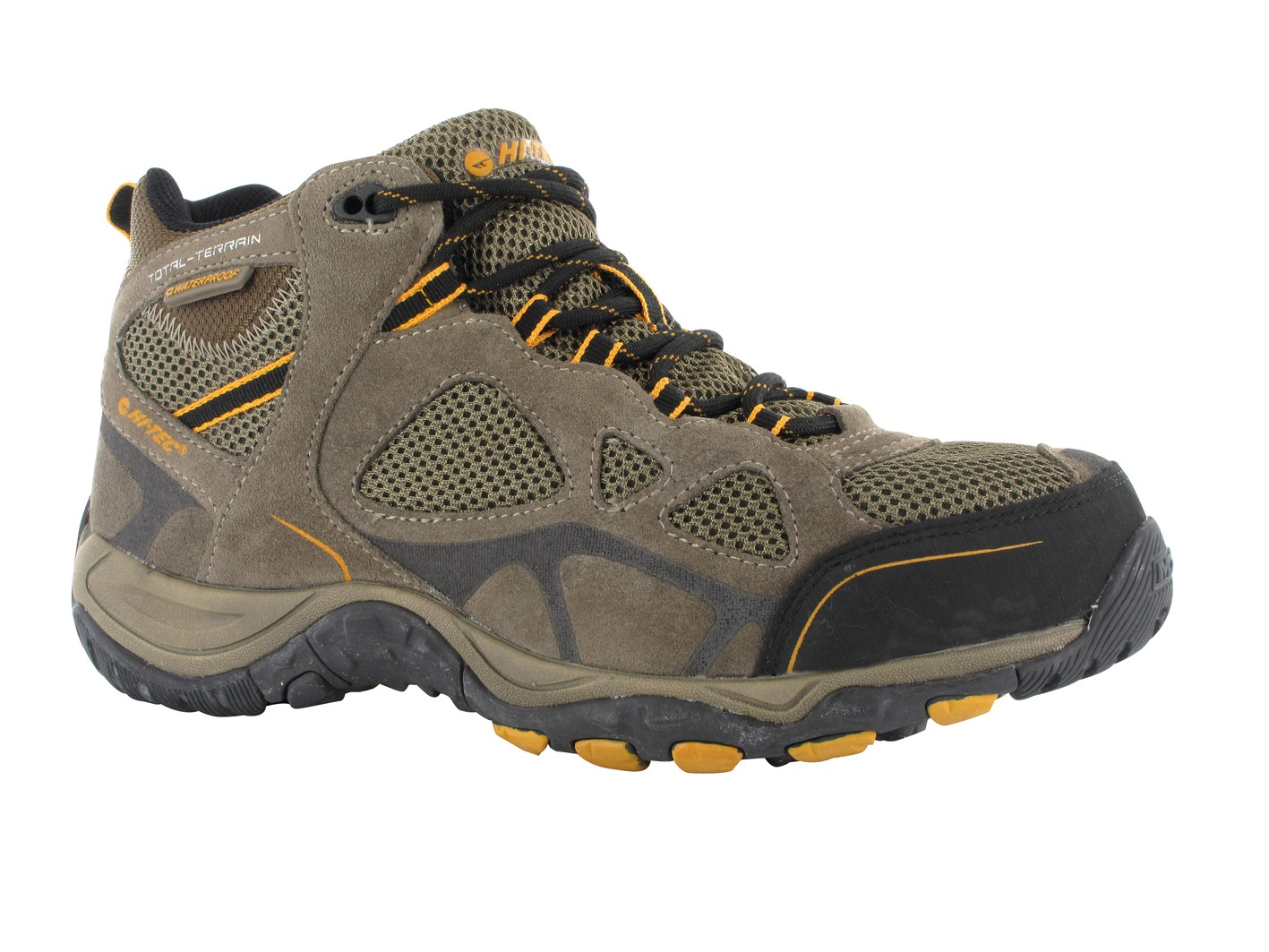 Hi-Tec Multisports Total Terrain Mid WP Men's Boots