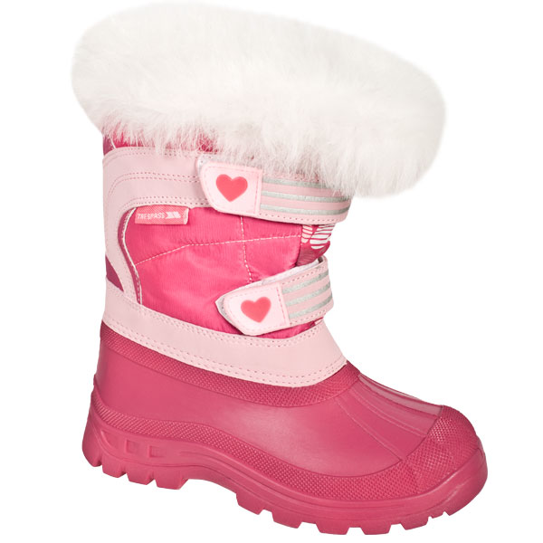 Trespass Frost Kid's Snow Boots