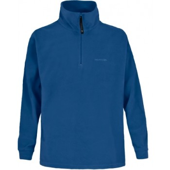 Trespass Lap Men's Ski Microfleece - Cobalt