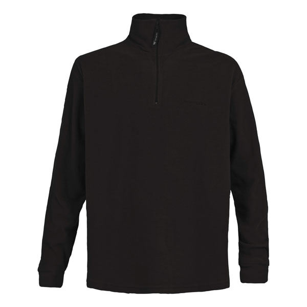 Trespass Lap Boy's Ski Fleece - Black