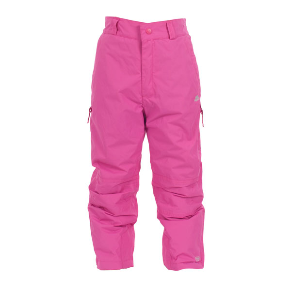 Trespass Nando Girl's Ski Pants - Bubblegum