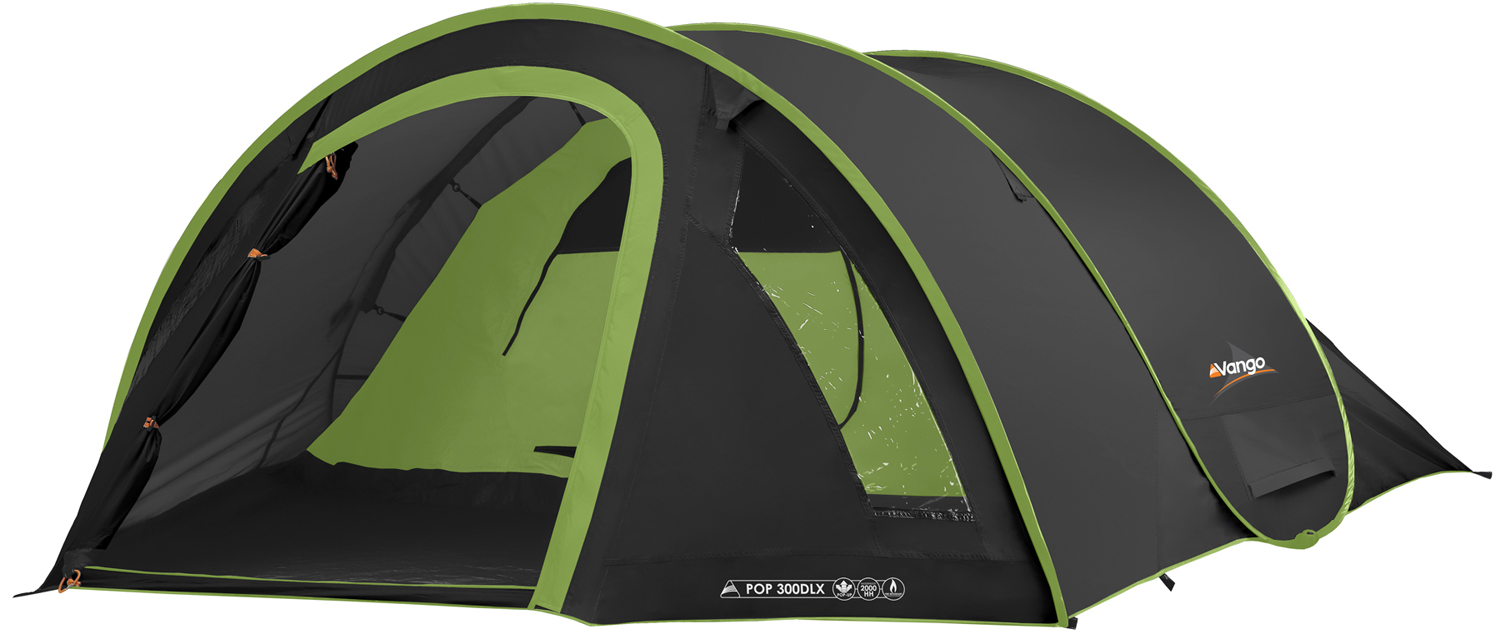 Vango Pop 300DLX Pop-Up Tent