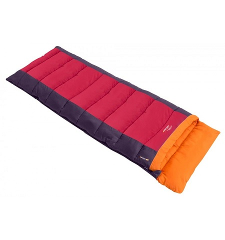 Vango Harmony Single Sleeping Bag - Raspberry