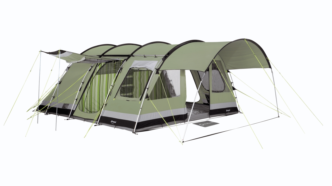 Outwell Bear Lake 6 Tent  sc 1 st  Interhike & Outwell Nevada XL Tunnel Tent - 2011 Model - Compare prices at ...