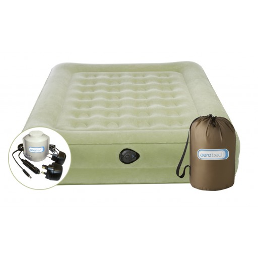 AeroBed Active Raised Double Airbed