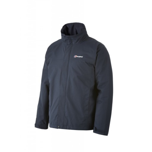 Berghaus RG Alpha Men's Waterproof Jacket - Eclipse