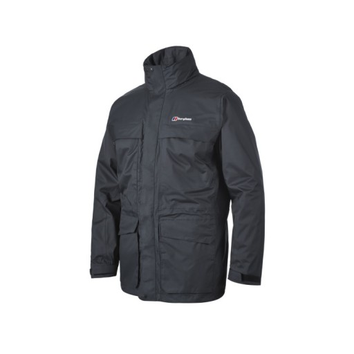 Berghaus Tornado Men's Waterproof Jacket - Black