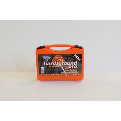 Blue Diamond Hard Ground Promo Pegs - Orange