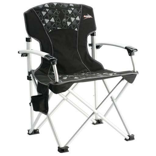 Vango Braemar Arm Chair - Black