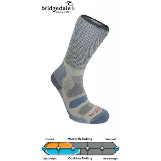 Bridgedale Active Light Hiker Women's Walking Socks