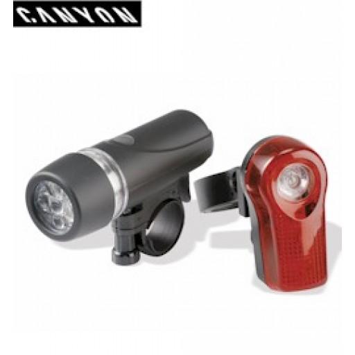 Canyon Light Force LED Set (CYV450)